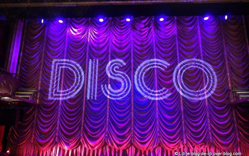 Disco aux Folies bergère