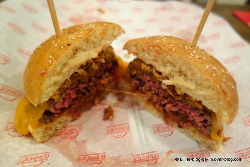 It rocks burgers : un menu burger gourmet pour moins de 10€