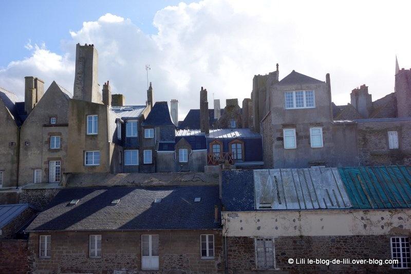 Quelques heures à Saint-Malo et à Saint-Briac-sur-Mer