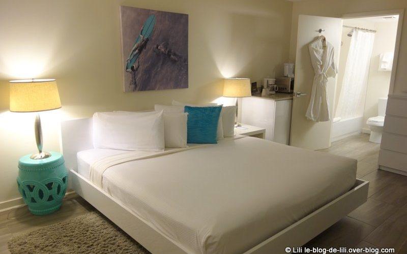 L'aqua hotel de Fort Lauderdale