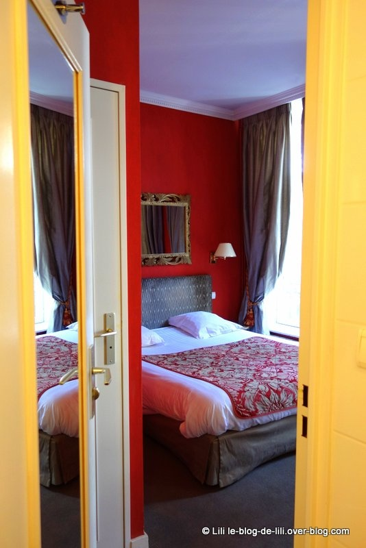 Week-end à Arras : une belle nuit à l'hôtel de l'Univers