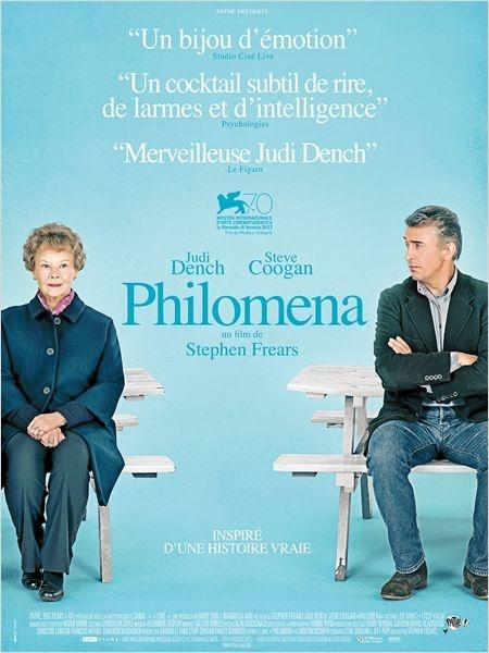 """Rattrapage ciné dans l'avion : """"Le Majordome"""" et """"Philomena"""""""