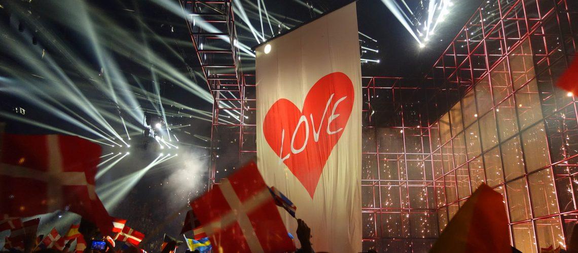 L'Eurovision à Copenhague, en 2014