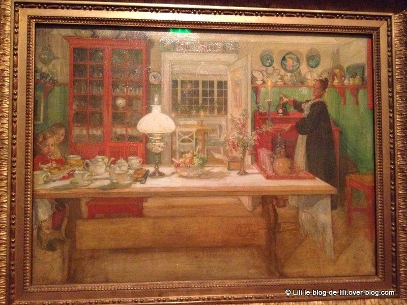 """Découverte : l'expo """"Carl Larsson, l'imagier de la Suède"""" au Petit Palais"""
