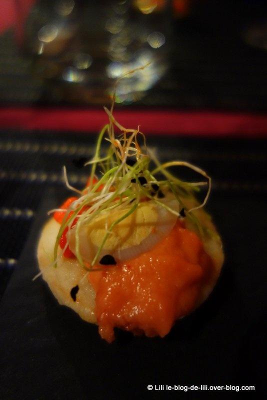 Un dîner à Arras : la cave des saveurs