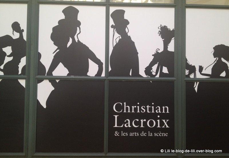 """""""Christian Lacroix et les arts de la scène"""", l'expo gratuite"""