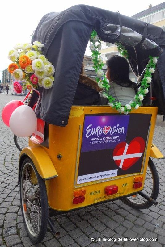 Eurovision 2014, j'y étais ! Mes photos en direct de Copenhague