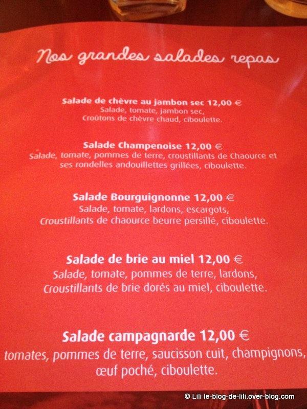 La fille du potager : déguster une bonne salade à Troyes