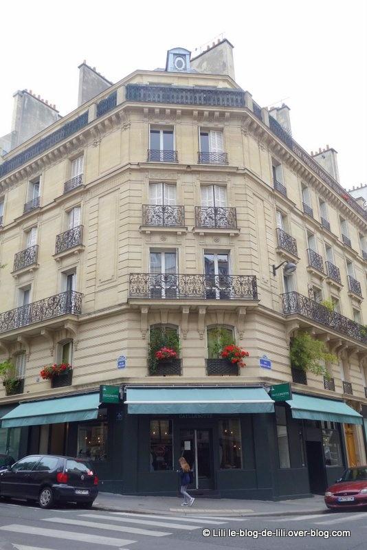 Le restaurant Caillebotte, à Paris : une formule à 19€ dans un néobistrot
