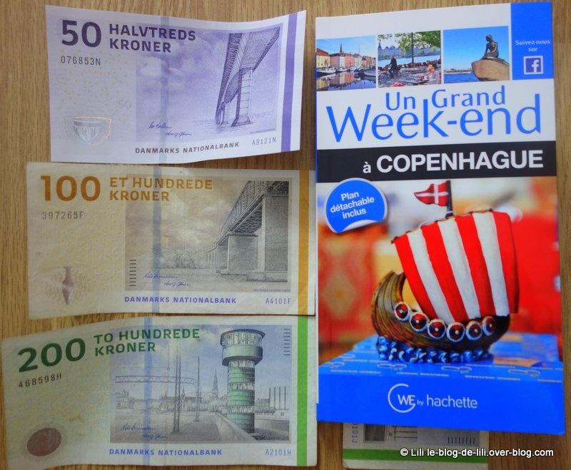 Je suis en week-end au Danemark !