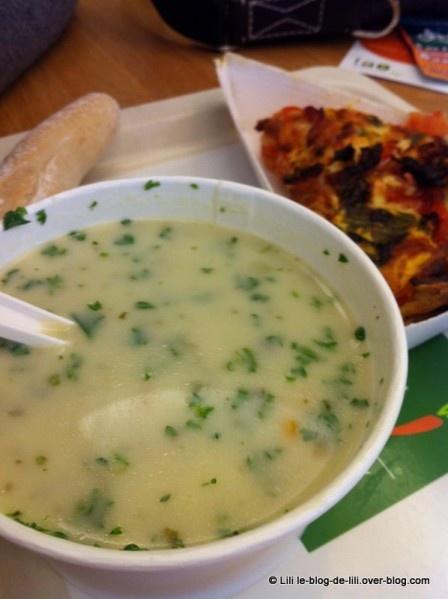 Les restaurants Exki : la garantie de produits naturels et frais