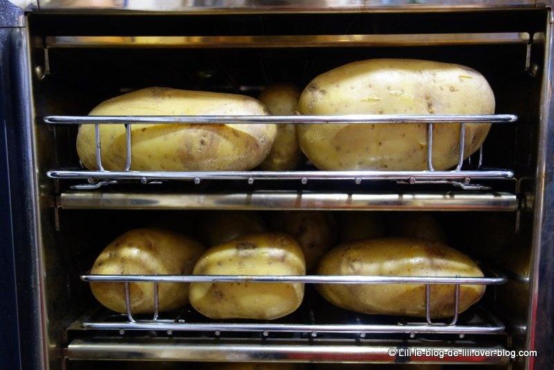 PopTatoes : manger une pomme de terre garnie sur le pouce !