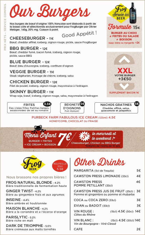 La coupe du monde s'invite chez Frogburger : j'ai testé et approuvé le Rio burger