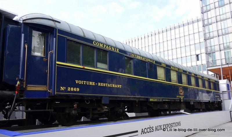 L'Orient express à Paris