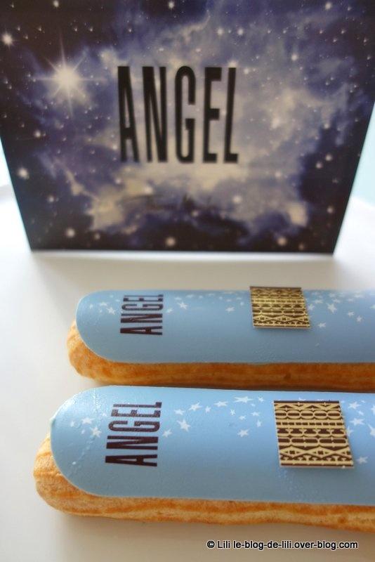 L'éclair Angel, la rencontre de Fauchon et de Thierry Mugler