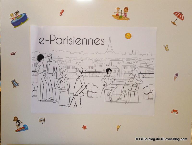 La soirée eParisiennes #SunandtheCity à l'atelier Rrose Sélavy