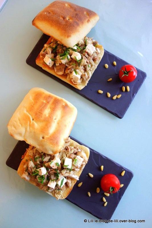 Paul nous fait goûter son sandwich chaud top chef et nous lance un défi culinaire