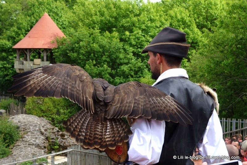 Un week-end au Puy du Fou : les spectacles