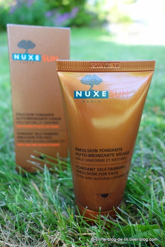 Bronzé(e) toute l'année : le test des soins autobronzants Nuxe Sun et État pur