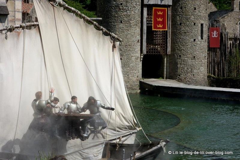 Un week-end au Puy du Fou : les spectacles
