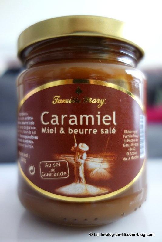 [Concours] Gourmandise : un pot de caramiel à gagner