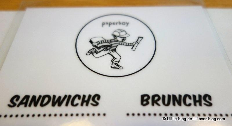 Où bruncher à Paris (41) : Paperboy