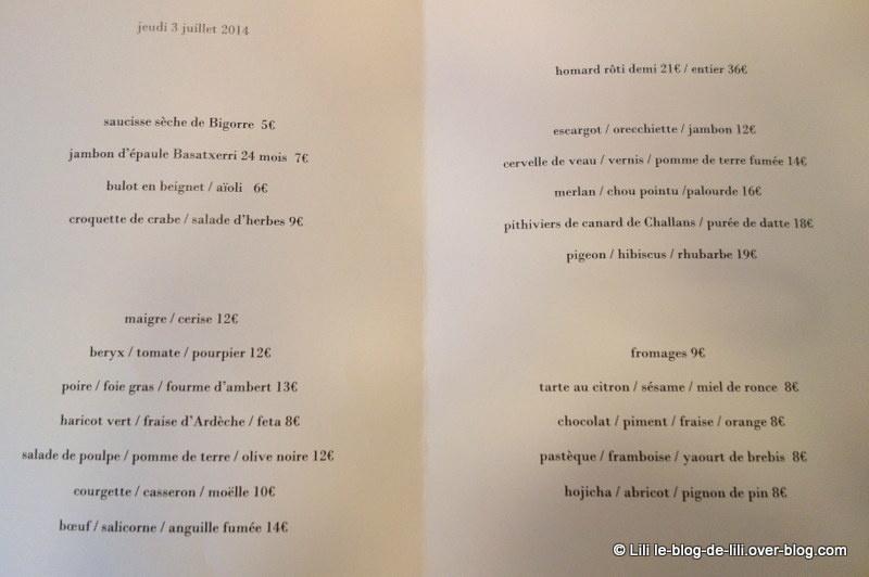 Un dîner au Clown bar, une nouvelle adresse parisienne déjà à la mode