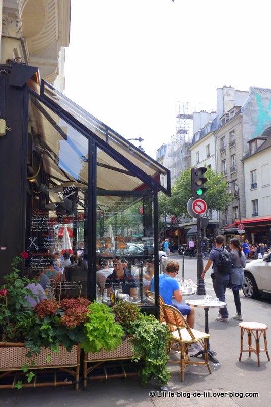 Où bruncher à Paris (40) : le café Charlot