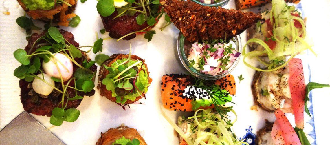 Les délicieuses spécialités gourmandes de Copenhague, Danemark