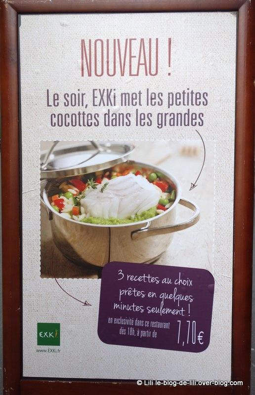 Au restau : à la découverte des cocottes d'EXKi