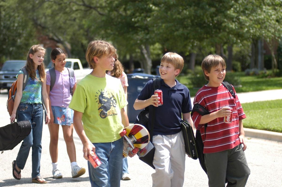"""""""Boyhood"""", la vie d'un enfant de 6 à 18 ans portée sur grand écran"""