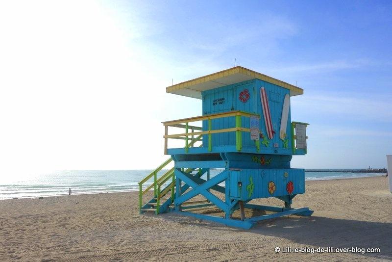 Ocean Beach : la plage de rêve de South Beach, Miami, Floride