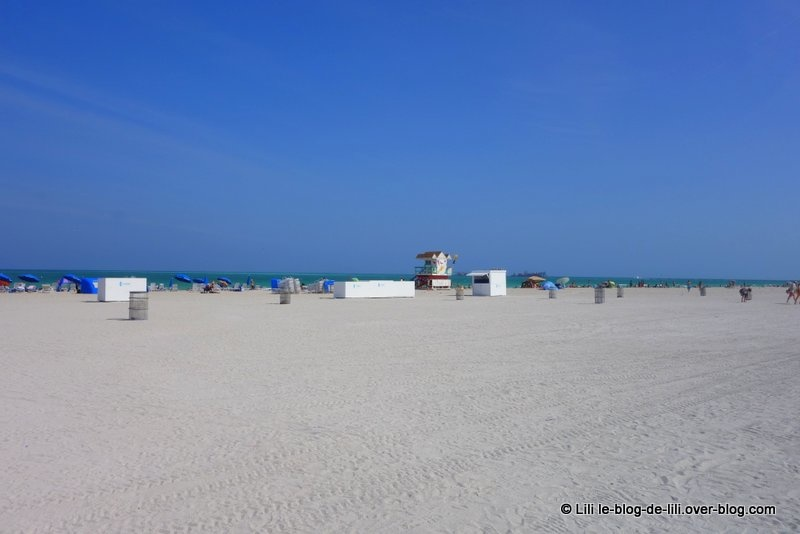 Ocean Beach : la plage de rêve de South Beach, Miami, Floride