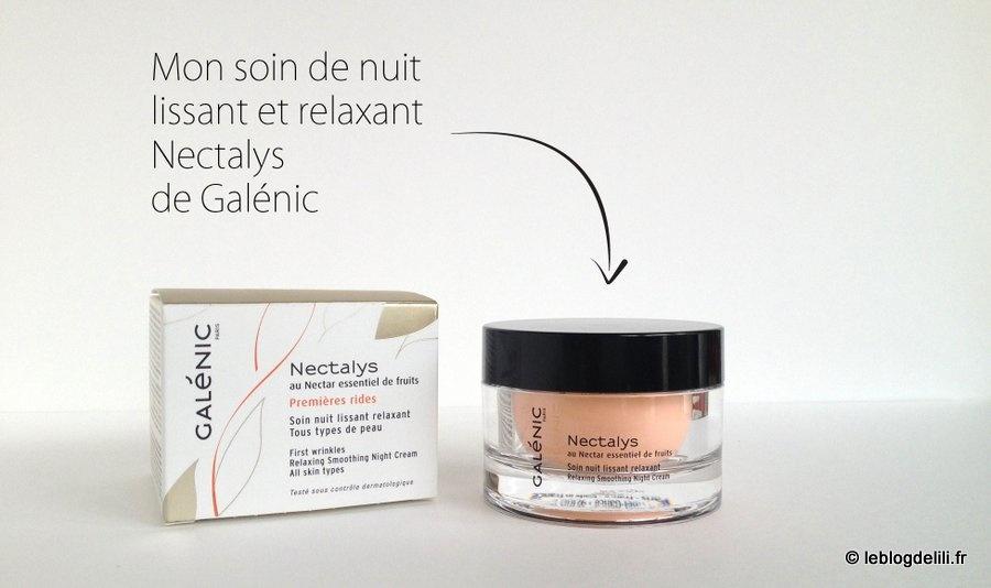 [Beauté] Comment la gamme Nectalys de Galénic est entrée chez nous