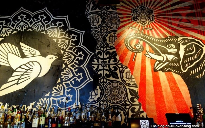 Wynwood kitchen & bar, Miami, Floride