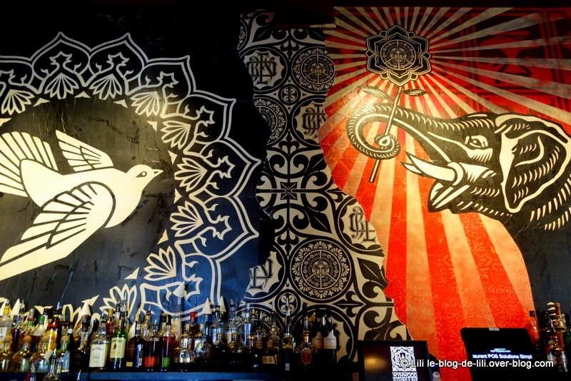 Wynwood Kitchen and Bar : l'adresse street art de Miami