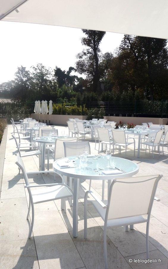 """Un brunch en terrasse au restaurant Le """"H"""""""
