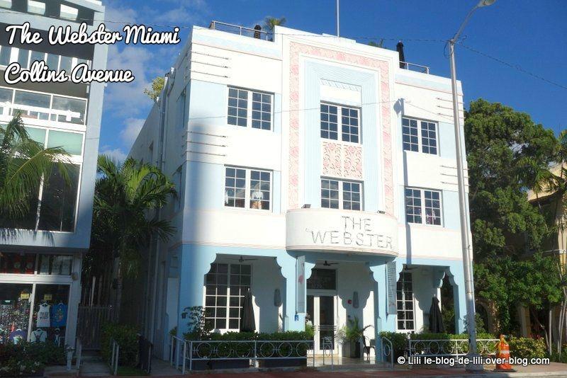 Art deco district : les couleurs de Miami Beach