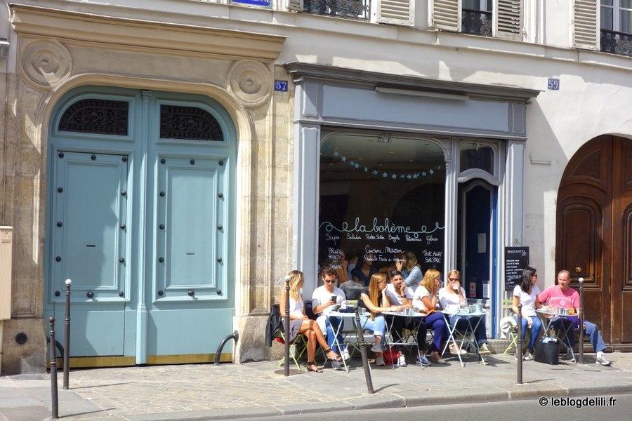Où bruncher à Paris (43) : la Bohème