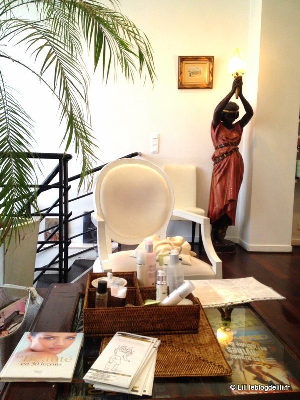 Un soin du visage en duo chez Angoria Mauritius spirit