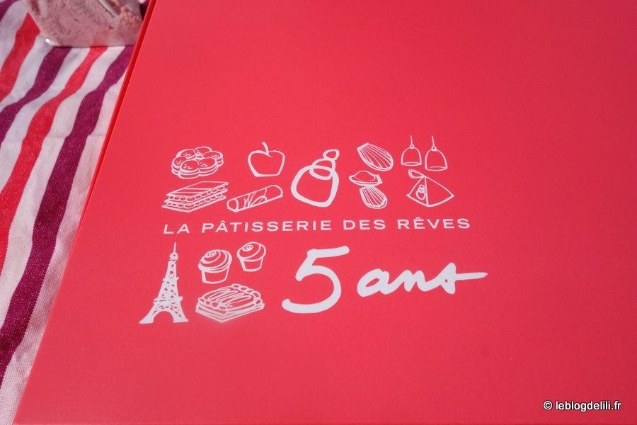Le goûter des 5 ans de la pâtisserie des rêves