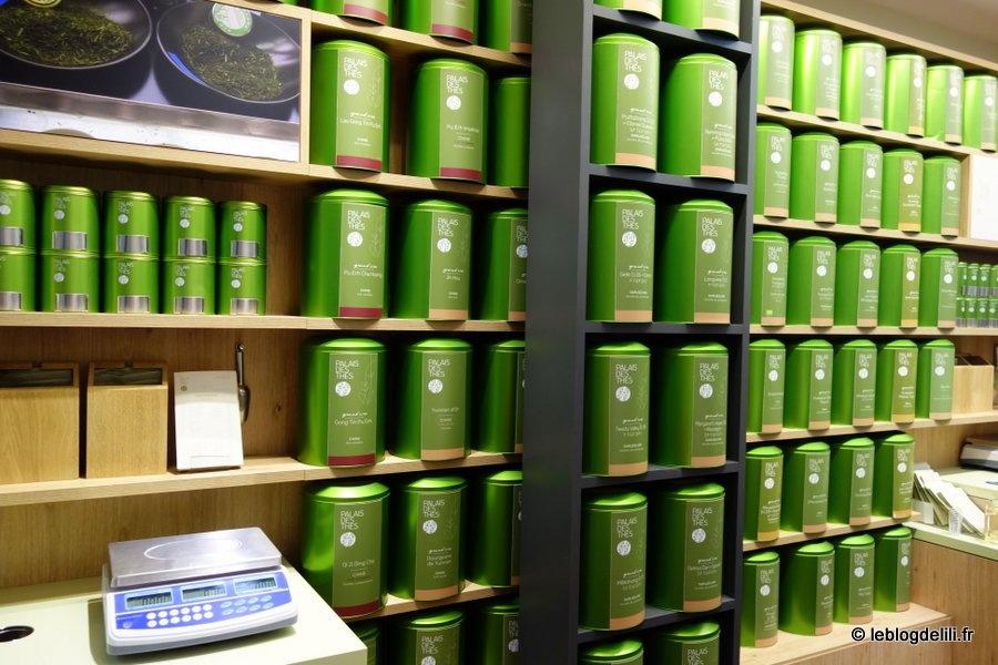 Les jardins du Palais des thés : des infusions à profusion