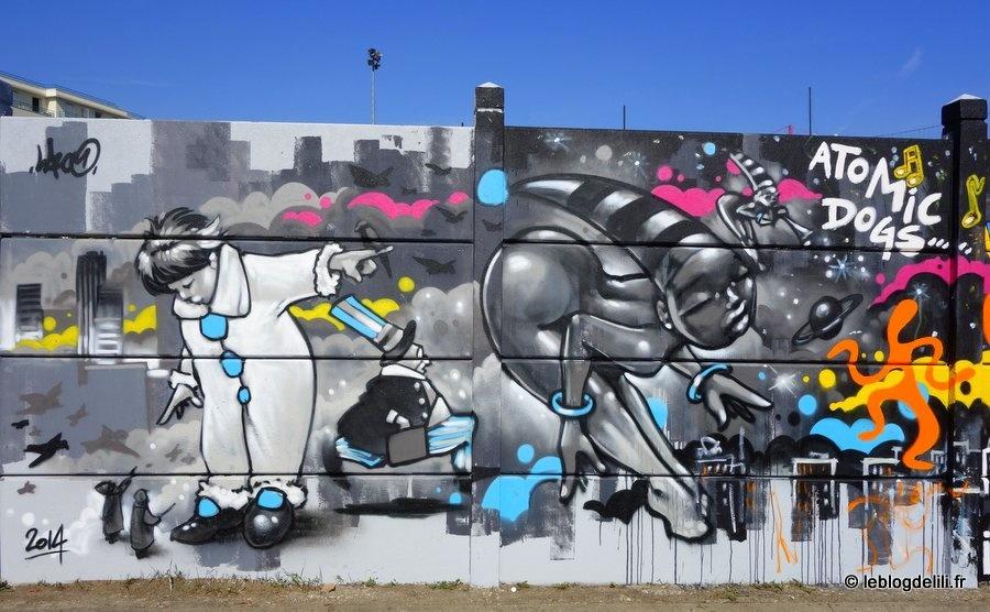 Street art : les murs de Bagneux ont pris des couleurs