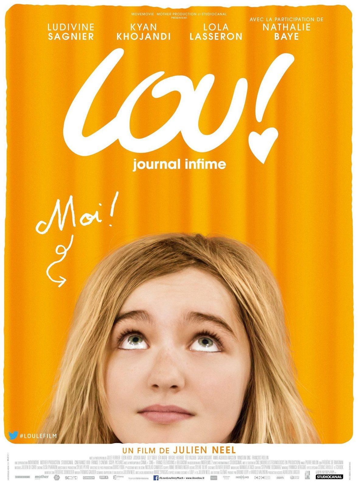 """""""Lou ! Journal infime"""" : un univers doux et coloré au cinéma le 8 octobre"""