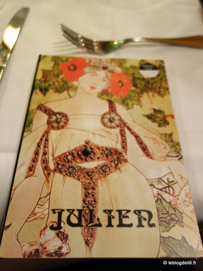 Tous au restaurant : un dîner à la brasserie Julien