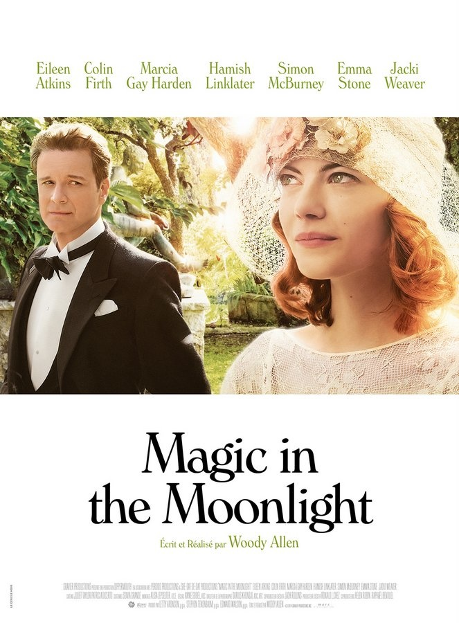 """Magic in the moonlight"" : Woody Allen a fait un film comme je les aime"