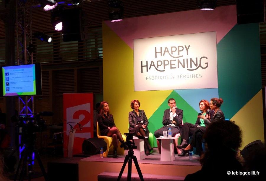 Happy Happening 2014 : un bel événement dédié aux filles
