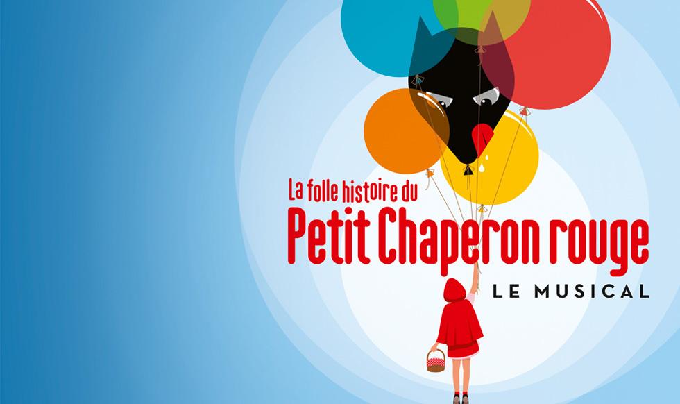 """""""La folle histoire du petit chaperon rouge"""" : une comédie musicale familiale"""