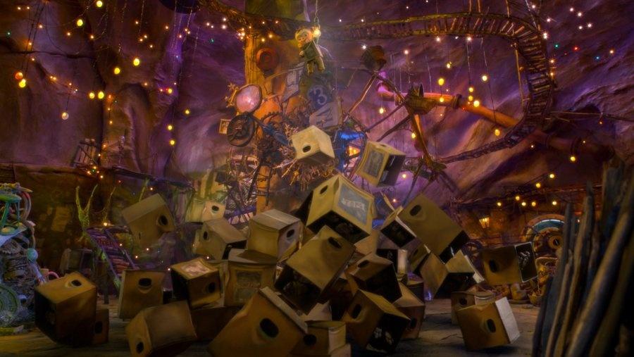 """""""Les Boxtrolls"""" : une séance de ciné en famille"""
