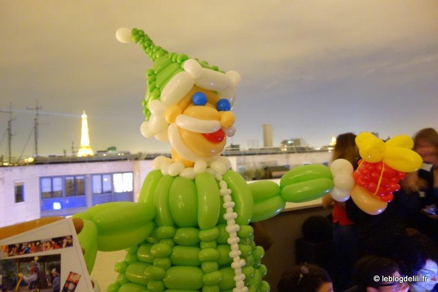 L'happy blog day party 3, une soirée parisienne avec vue